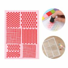 DIY Craft Wall Painting Scrapbooking Embossing Template Stamp Layering Stencils