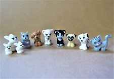 NEW LEGO Lot 10 Friends Pets Animal Minifig Dog Puppy Cat Kittens Bunny  CUTE!
