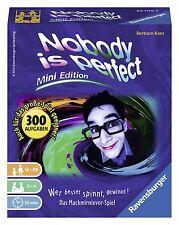 Ravensburger Spiele  Nobody is perfect Kommunikationsspiel Kommunikations Spiel