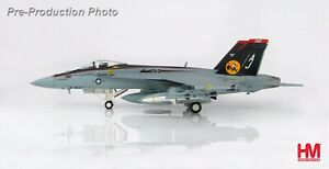 "HA5106 McDonnell Douglas F/A-18E ""Rhino""166776, VFA-31 1:72 Hobby Master"