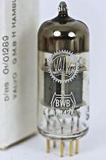 "VALVO GERMANY E80CF 6BL8 TUBE for McIntosh MR-67 65B 71 MILITARY ""BWB"" EAGLE"