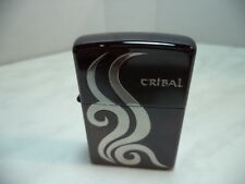ZIPPO LIGHTER JAPAN TRIBAL 4 ANNO 2009 VERY RARE NEW