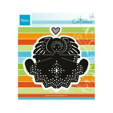 Marianne Design Craftables Cutting Dies - Tiny's Angel with Heart CR1232