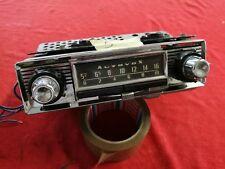 Autoradio Autovox a valvole anni 60 auto d'epoca Fiat Lancia Alfa Romeo ecc..