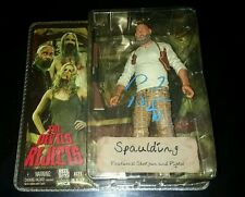 """*SIGNED* SIG HAIG The DEVILS REJECTS 7"""" Figure NECA In Person SPAULDING Auto"""