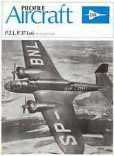 AERONAUTICA AIRCRAFT Publications Profile 258 - PZL P37 Los - DVD