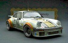 Exoto 1:18 | WEATHERED | 1979 Lubrifilm Porsche 934 RSR | Le Mans | RLG19091FLP