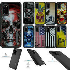 Case For [Samsung Galaxy S20 Plus +][GRIP TACTICAL SET3] Heavy Duty Shock Shell