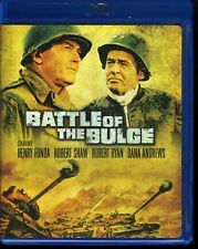 Battle of the Bulge (Blu-ray Disc, 1965) BLU-RAY
