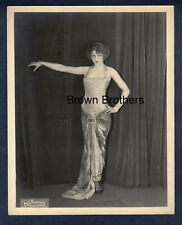 1915 Vaudeville Actress Louise Squires Keith's Palace Oversized DBW Photo