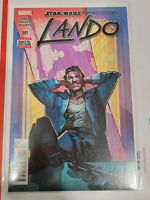 🔥 Star Wars Lando #1 (NM/MT 9.8) (2015) Marvel Comics with poster!