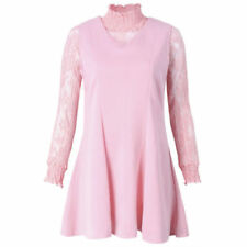 Collar Lace Dresses for Women