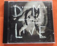 Depeche Mode : Songs of Faith and Devotion Live CD (1993) Made in GB