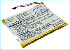 Battery For Garmin Nuvi 3450M, Nuvi 3490LMT, Nuvi 3550LM 1000mAh / 3.70Wh