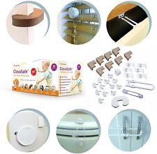 ClevaSafe Baby Sicherheits-Paket 30 teilig Kindersicherheiten *NEU*
