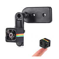 Mini Car Spy Hidden DVR Camera SQ11 Night Vision Support TV out Video Recorder