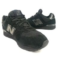 New Balance Mens 574 KJ574TBG Black Running Shoes Lace Low Top Size 5.5