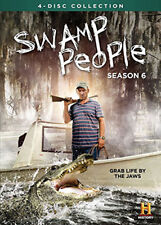 Swamp People: Season 6 [New DVD] Boxed Set
