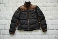 down leather   Womens Ralph Lauren puffer reeco Jacket size M