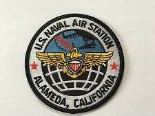 Us Naval Air Station Alameda, California Patch