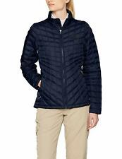The North Face Womens THERMOBALL Jacket XS - NAVY - measurements in listing text