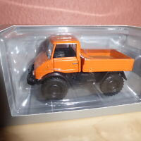 Minichamps Paul´s Model Art 1:43 Mercedes MB Unimog U 406 Pullback limitiert OVP