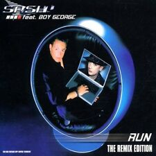 Sash! run-The Remix editon (2002, feat. Boy George) [maxi-CD]