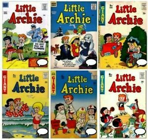 Adventures of Little Archie #1-180 complete collection (1956) PLUS extras FLASH
