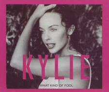 Kylie Minogue What kind of fool (1990/92) [Maxi-CD]