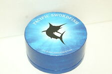 2011 Pacific Gold Gilded Swordfish $2 Dollar Silver Coin