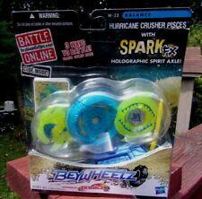Beyblade Beywheelz Hurricane Crusher Pisces with Spark FX - W-32 Balance