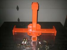 3 Point Combo Trailer Hitch Quick Hitch Compatible With All Pins Kubota Orange