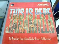 THIS IS PEPE JARAMILLO -VINYL LP