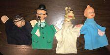 Marionettes Tintin Vintage - Kuifje Poppen poppenkast - Tintin Puppet