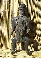 "African Namji Fertility Doll Figure From Cameroon 16 1/2"" Tall"