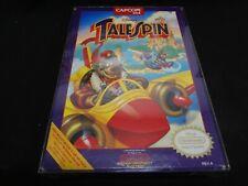 Disney's TaleSpin Nintendo NES COMPLETE!! RARE!! VERY GOOD!!