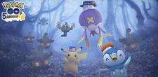 Pokémon Go - Halloween 2021 - Remote Raid Invites