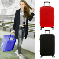 """Élastique Voyage Bagage Valise Housse Protection Taille 18"""" 20"""" 22"""" 24"""" 28"""" BR"""