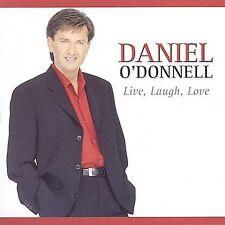 ODonnell, Daniel : Live Laugh Love CD