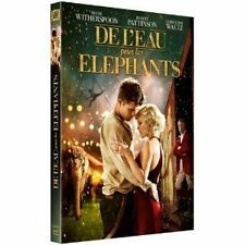 DVD *** DE L'EAU POUR LES ELEPHANTS ***  avec Robert Pattinson