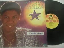 K.O.Q.U.I Acosta y su orquesta, shining Star RCSLP914 (VG)