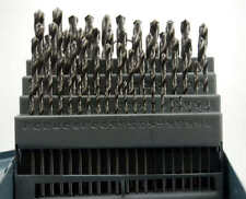 HSS DRILL SET 1- 60 NUMBER DRILLS WIRE GAUGE 60 PCS FROM CHRONOS