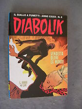 DIABOLIK ORIGINALE ANNO XXXIX n°  5 - 2000 - RARO - OTTIMO