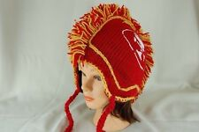 San Francisco 49ers Hand Made  Mohawk Knit Beanie
