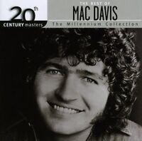 Mac Davis - 20th Century Masters [New CD] Canada - Import