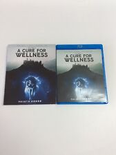 A Cure For Wellness (Blu Ray+ Digital HD Only) No DVD Included Please Read!