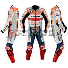 Marc Marquez Honda Repsol MotoGp 2019 Motorbike Racing Leather Suit