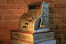 Historic German cash register NATIONAL
