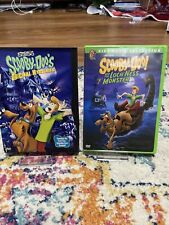 Scooby Doo Movie Lot- Original Mysteries & The Loch Ness Monster