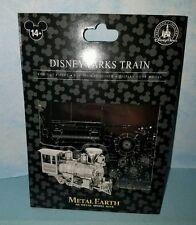Disney Parks Metal Earth 3D Metal Model Kit Disney Train Transportation NEW